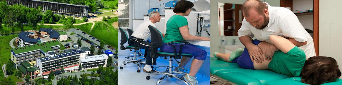sanatorium ciechocinek metody leczenia