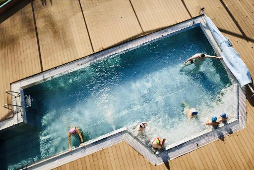 basen w sanatorium w ciechocinku
