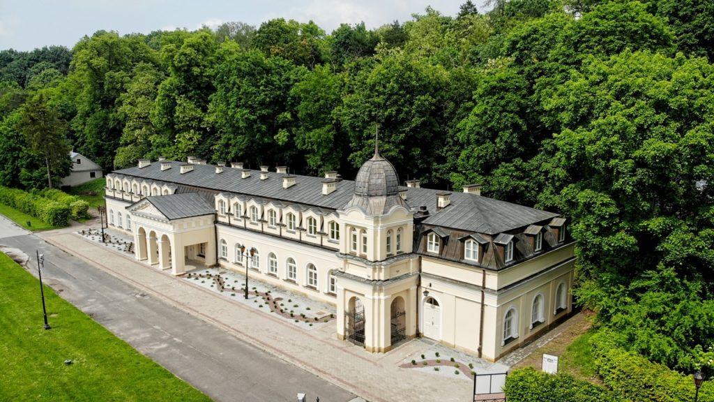 sanatorium nałęczów