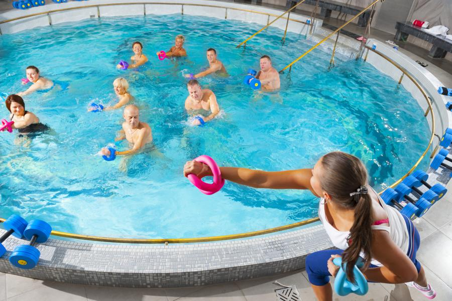 aquafitness cieplice