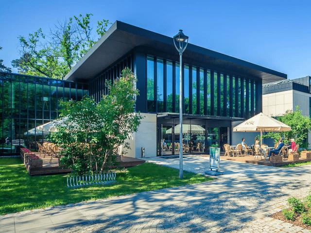 sanatorium eva park konstancin