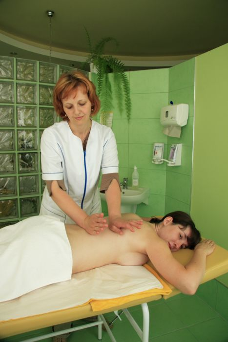 masaż relaksacyjny w sanatorium