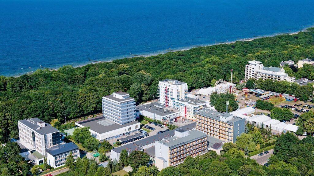 kołobrzeg sanatorium