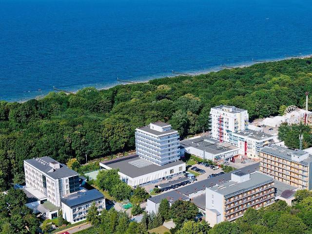 sanatorium kołobrzeg