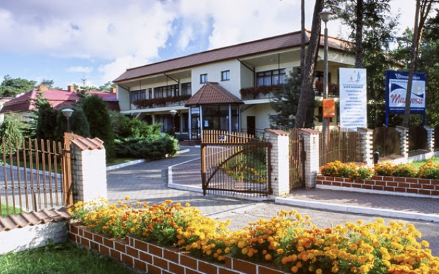 sanatorium łeba